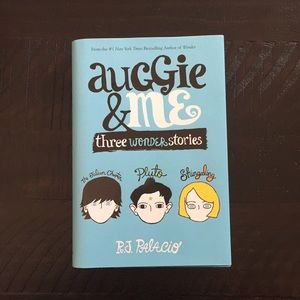 Augie and me book